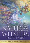 Nature's Whispers Oracle Cards - Angela Hartfield , Josephine Wall